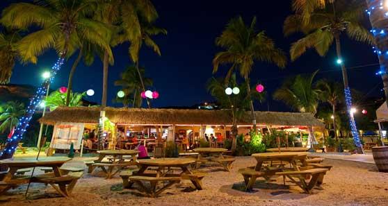 Nightlife At Iggies Beach Bar Grill