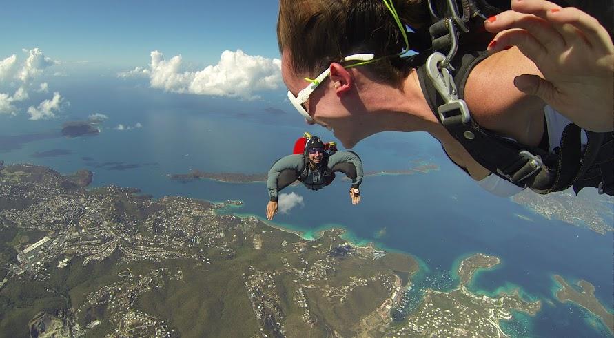 Skydiving near harrisburg pa