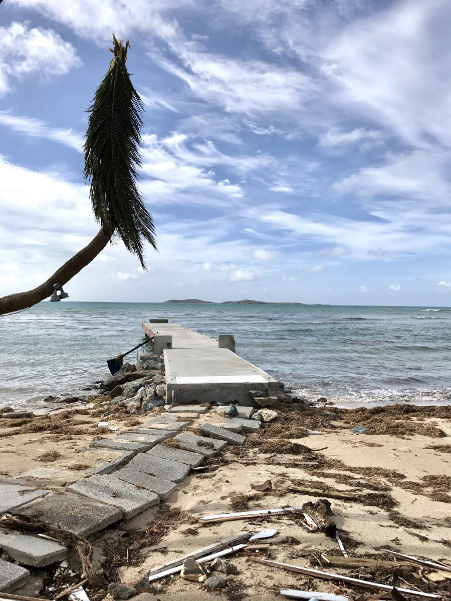 Bolongo Bay Beach Resort First Update Following The Devastating Hurricanes Irma Maria